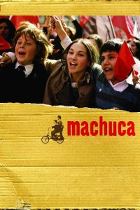 Póster de la película Machuca
