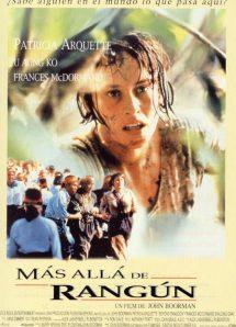 Póster de la película Más allá de Rangún