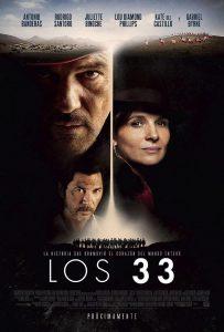 Póster de la película Los 33