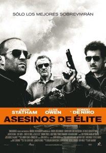 Póster de la película Asesinos de élite