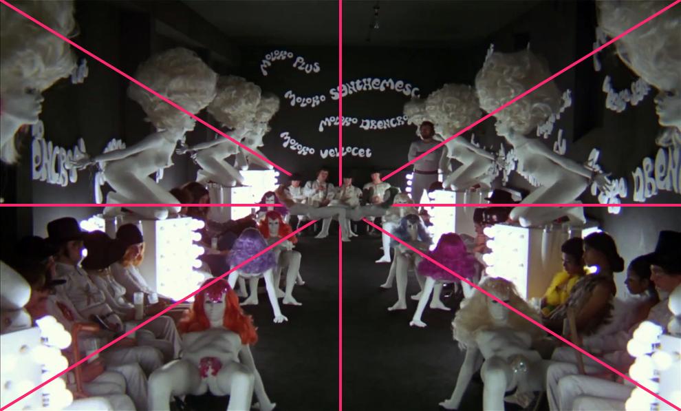 El arte de la composición fotográfica en películas y series - 7 - elfinalde