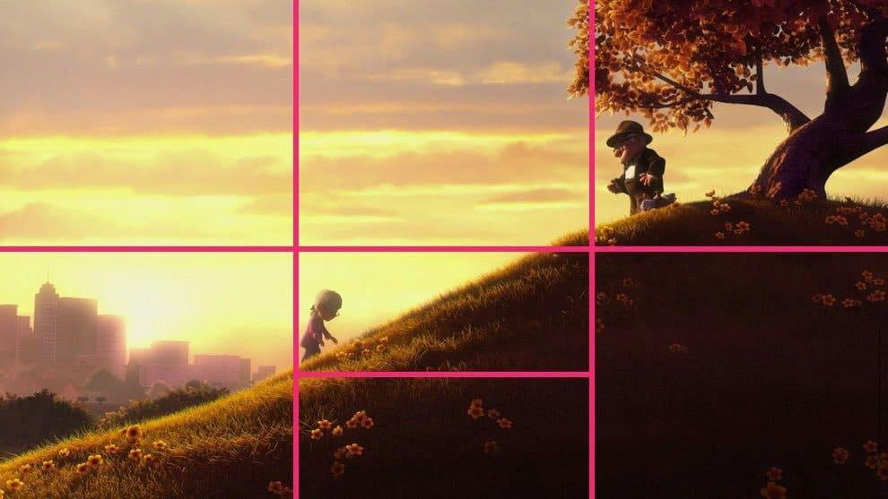 El arte de la composición fotográfica en películas y series - 47 - elfinalde