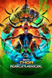Póster de la película Thor: Ragnarok