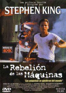 Póster de la película La rebelión de las máquinas