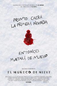 Póster de la película El muñeco de nieve