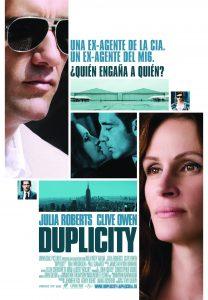 Póster de la película Duplicity
