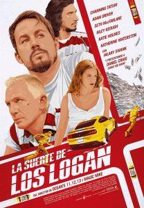 Póster de la película La suerte de los Logan