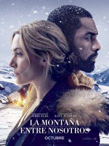 Póster de la película La montaña entre nosotros