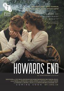 Póster de la película Regreso a Howards End