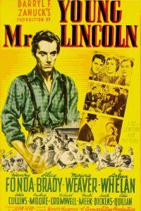 Póster de la película El joven Lincoln