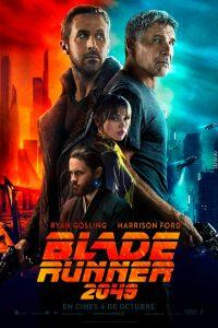 Póster de la película Blade Runner 2049