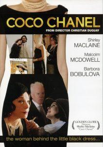 Póster de la película Coco Chanel