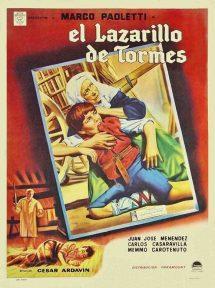 Póster de la película El lazarillo de Tormes
