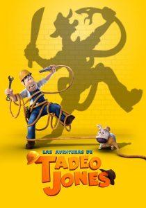 Póster de la película Las aventuras de Tadeo Jones