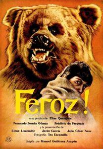 Póster de la película Feroz