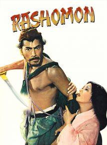 Póster de la película Rashomon