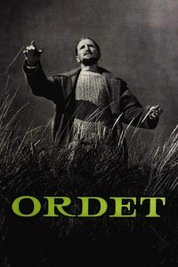 Póster de la película Ordet (La palabra)