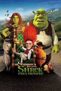 Póster de la película Shrek, felices para siempre