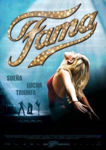 Póster de la película Fama (2009)