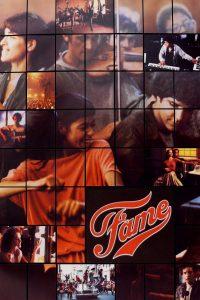 Póster de la película Fama (1980)