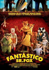 Póster de la película Fantástico Sr. Fox