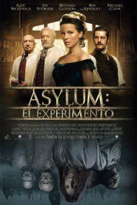 Póster de la película Asylum: El experimento