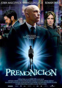 Póster de la película Premonición (2008)