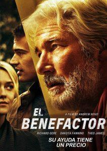 Póster de la película El benefactor