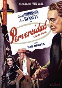 Póster de la película Perversidad