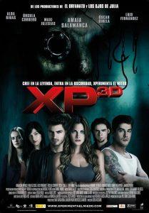 Póster de la película XP3D