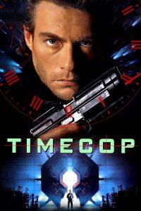 Póster de la película Timecop (Policía en el tiempo)