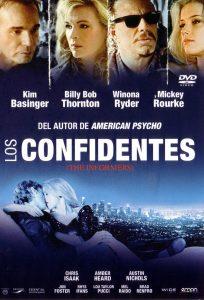 Póster de la película Los confidentes