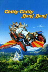 Póster de la película Chitty Chitty Bang Bang