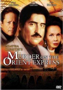 Póster de la película Asesinato en el Orient Express (2001)