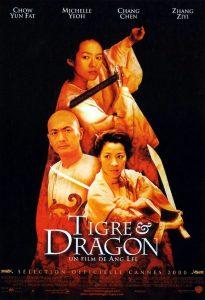 Póster de la película Tigre y Dragón