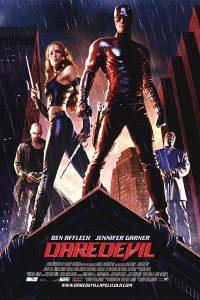 Póster de la película Daredevil