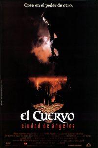 Póster de la película El cuervo: Ciudad de ángeles