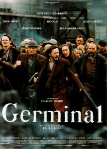 Póster de la película Germinal