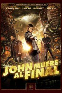 Póster de la película John muere al final