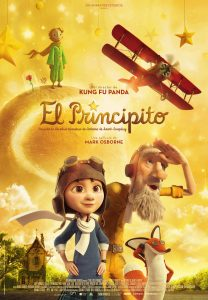 Póster de la película El Principito (2015)