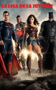 Póster de la película Liga de la Justicia