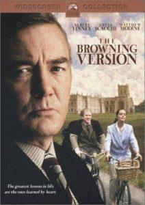 Póster de la película La versión Browning (1994)