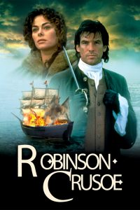 Póster de la película Robinson Crusoe