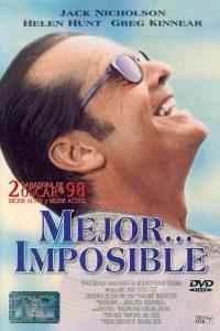 Póster de la película Mejor… imposible