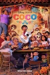 Póster de la película Coco