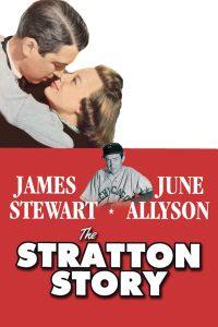 Póster de la película The Stratton Story
