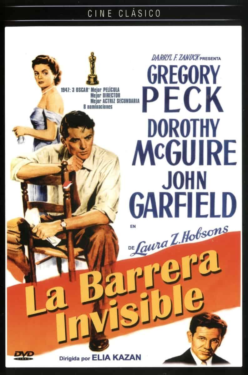 La película La barrera invisible - el Final de