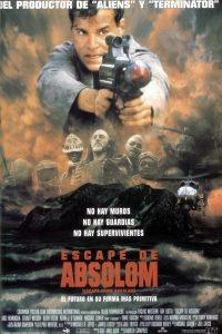 Póster de la película Escape de Absolom