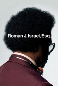 Póster de la película Roman J. Israel, Esq.