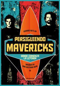 Póster de la película Persiguiendo Mavericks